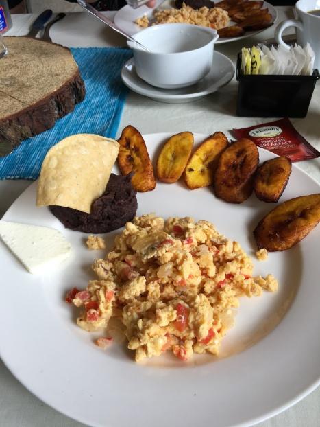 Breakfast tipico